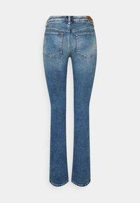 Diesel - D-SLANDY - Bootcut jeans - light blue - 7