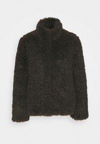 Vero Moda - VMBARRYTIFFANY  SHORT JACKET - Winter jacket - peat - 6