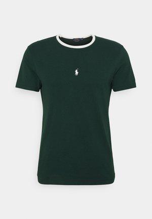 Basic T-shirt - college green
