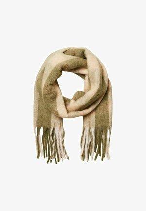 Sjaal - khaki, beige