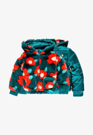 Gewatteerde jas - print