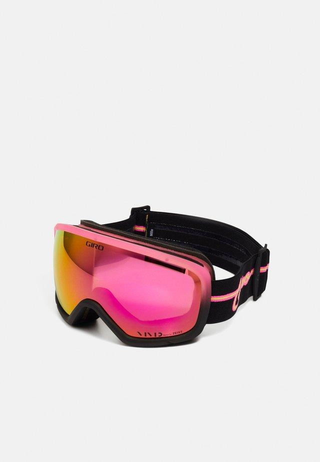 MIL - Skidglasögon - pink neon lights/vivid pink