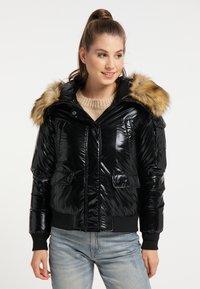 myMo - Light jacket - schwarz - 0