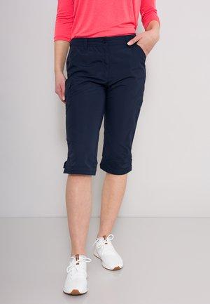 ARRAS - Outdoor trousers - dunkel blau