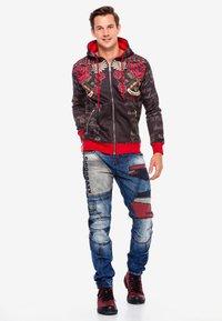 Cipo & Baxx - Slim fit jeans - blau - 0