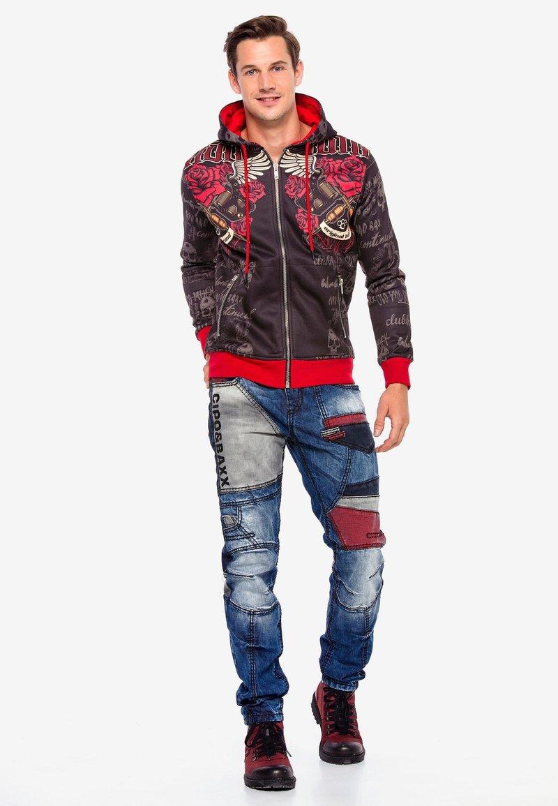 Cipo & Baxx - Slim fit jeans - blau