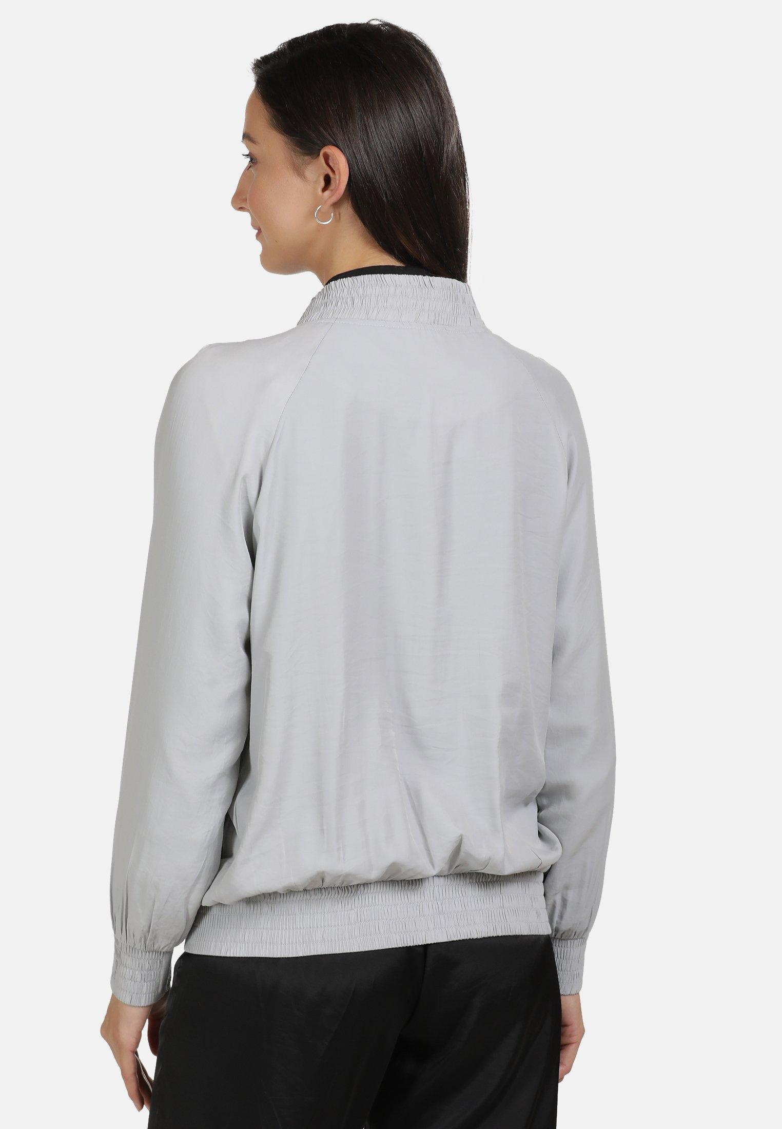 usha Bomberjacke grey/grau