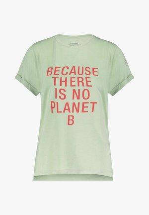 ONDALF - Print T-shirt - grün