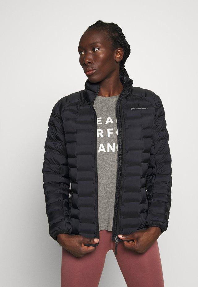 ARGON LIGHT JACKET - Light jacket - black