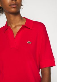 Lacoste - T-shirt basic - red - 5