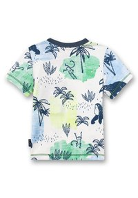 Sanetta Kidswear - Print T-shirt - grün - 1