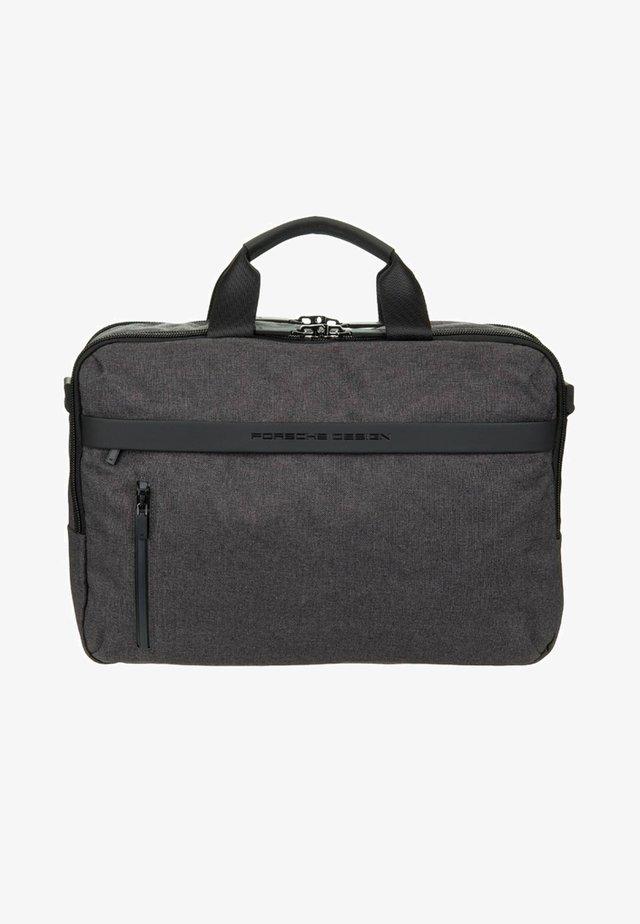 CARGON CP - Briefcase - dark grey