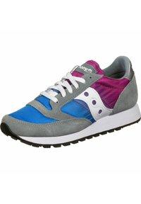 Saucony - SCHUHE JAZZ - Baskets basses - gray/blue/pink - 2