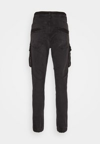 Brave Soul - DUST - Cargo trousers - charcoal - 8