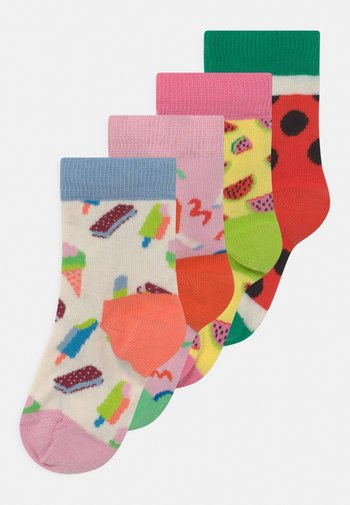 WATERMELON AND SWEETS 4 PACK - Socks - multi-coloured