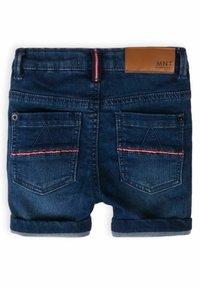 MINOTI - Denim shorts - blue denim - 1