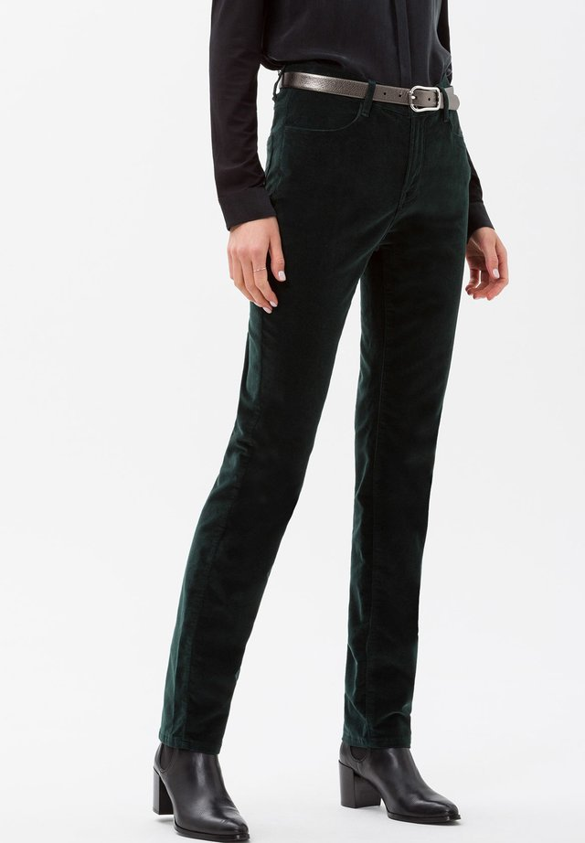STYLE MARY - Broek - green
