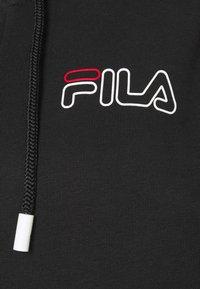 Fila - LAIN - Zip-up hoodie - black - 5