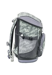 Belmil - SET - School bag - mottled grey - 4