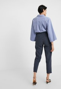Won Hundred - ELISSA - Trousers - dress blue - 2