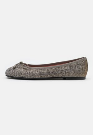 QUEEN - Ballet pumps - silver