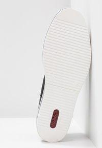 Rieker - Ankle boots - nightblue/pazifik/marine/beige/navy - 6