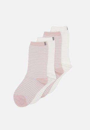 SOCKS 4 PACK - Ponožky - multicoloured
