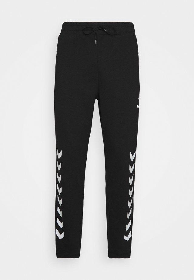 RAY 2.0 TAPERED PANTS - Pantaloni sportivi - black