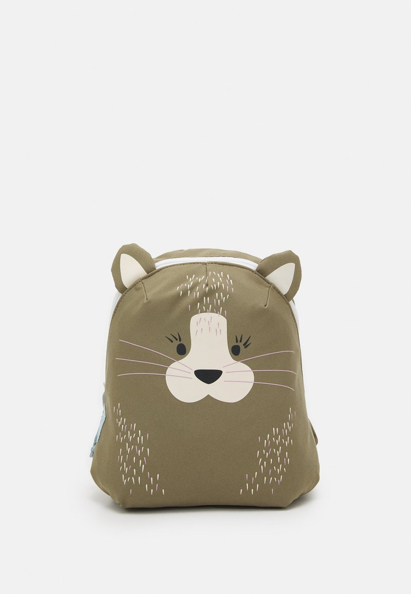 Lässig - TINY BACKPACK ABOUT FRIENDS CAT UNISEX - Rucksack - brown