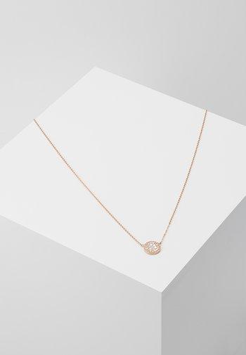 VINTAGE GLITZ - Necklace - rosegold-coloured