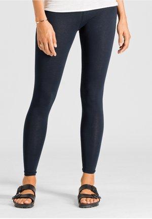 SHIVA - Leggings - Trousers - navy