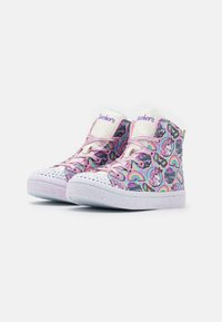 Skechers - TWI-LITES - High-top trainers - pink/multicolor - 1