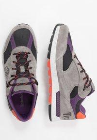 Timberland - FIELD TREKKER - Sneaker low - mediun grey - 1