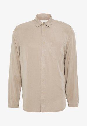 STITCH POCKET SHIRT - Skjorta - fog