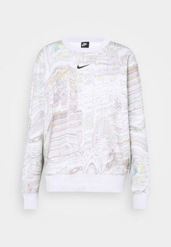 TREND CREW - Sweatshirt - white