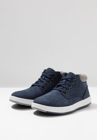 Timberland - DAVIS SQUARE - High-top trainers - navy - 3