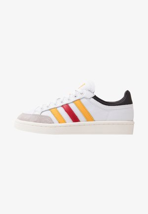 AMERICANA  - Sneaker low - footware white/active gold/scarlet