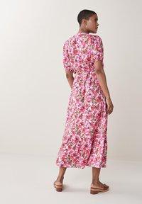 Next - Maxi dress - pink - 2