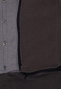 Queen Kerosin - Zip-up sweatshirt - hellgrau - 5