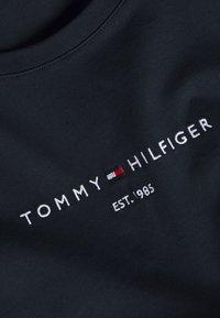 Tommy Hilfiger - COOL HILFIGERDRESS  - Jersey dress - desert sky - 2