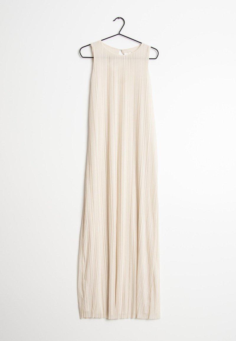 COS - Robe longue - beige