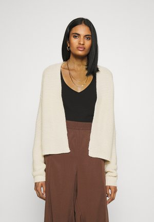 VMNO NAME NO EDGE  - Cardigan - birch