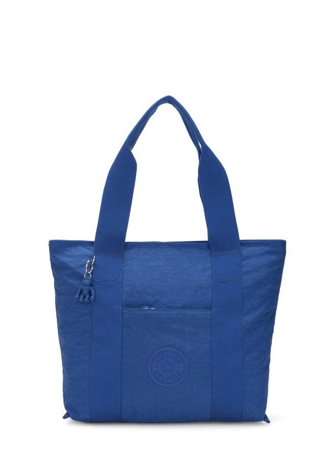ERA S - Tote bag - wave blue o
