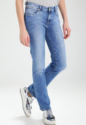 STRAIGHT - Straight leg jeans - best blue