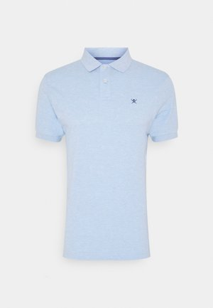 SLIM FIT LOGO - Poloshirt - blue