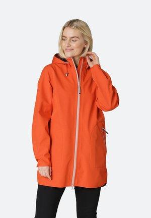 RAIN - Winter coat - warm orange