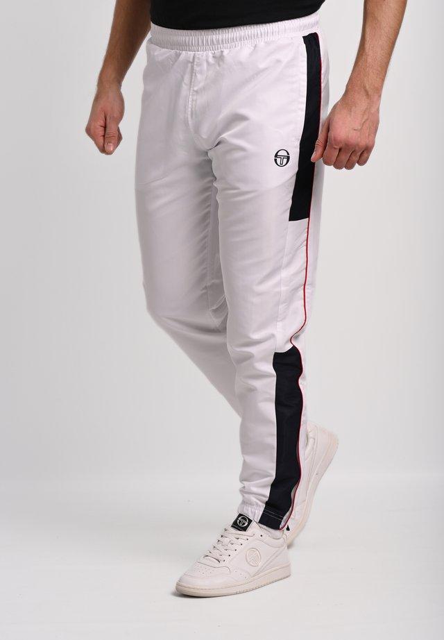 ABITA - Pantalon de survêtement - blanc de blanc