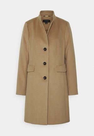 LANGARM - Zimní kabát - camel