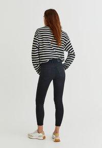 PULL&BEAR - Jeans Skinny Fit - black - 2