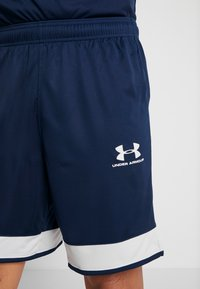 Under Armour - CHALLENGER SHORT - Sports shorts - academy/halo gray - 4